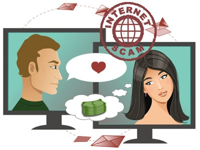 Internet dating money scams